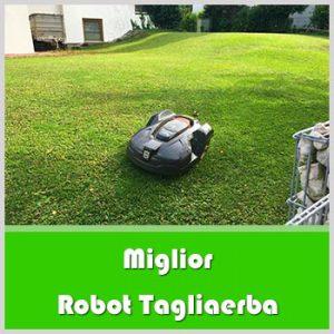 miglior robot tagliaerba