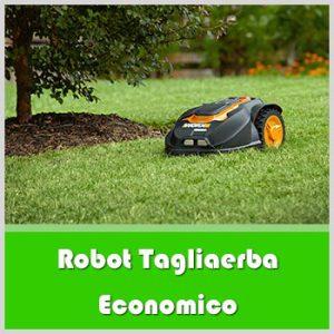 robot tagliaerba economico