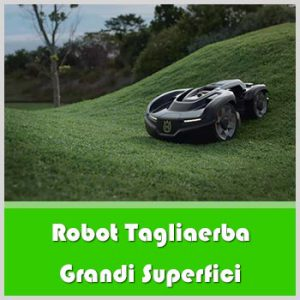 robot tagliaerba grandi superfici