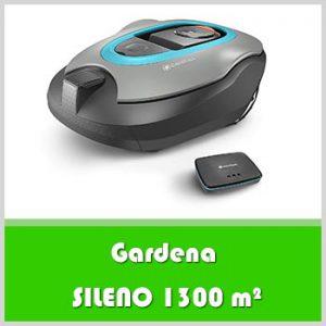 Gardena SILENO+ 1300 mq