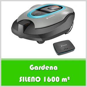 Gardena SILENO+ 1600mq