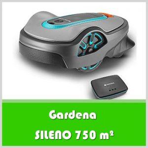 Gardena Sileno Life 750 mq