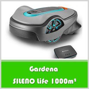 Gardena SILENO Life – 1000 mq