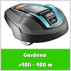 Gardena R-Model 400 mq