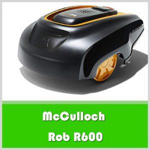 McCulloch Rob R600