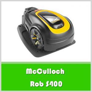 McCulloch Rob S400
