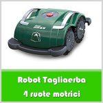 Robot tagliaerba a 4 ruote motrici – Recensioni e Guida