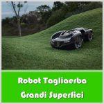 Robot tagliaerba per grandi superfici – 1500 mq +