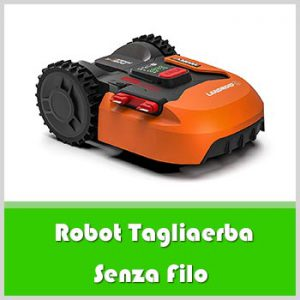 Robot tagliaerba senza filo perimetrale – Guida e recensioni